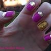 Pink & Gold Mix
