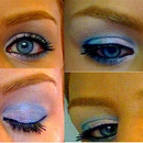 Disney Cinderella Inspired Eyes
