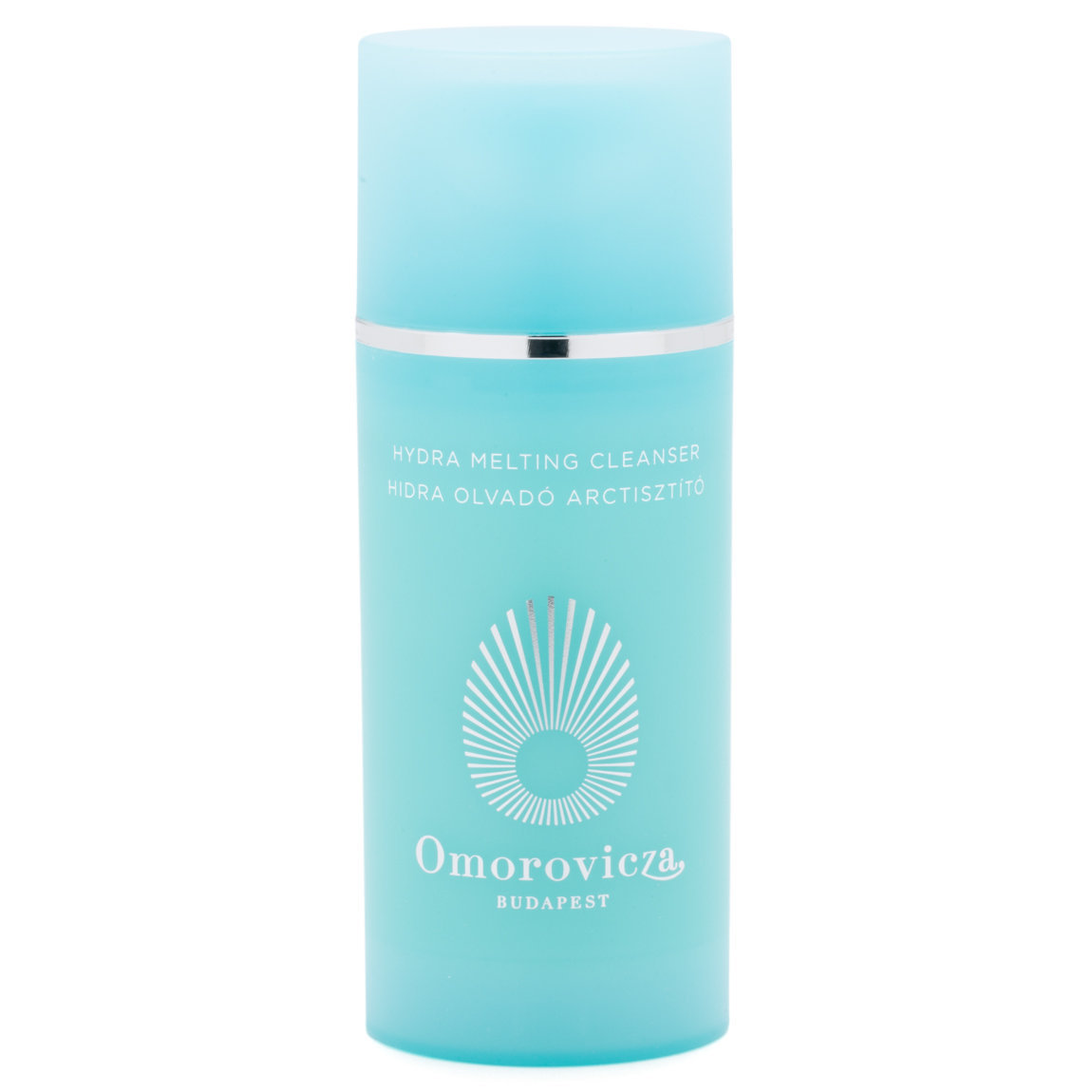 Omorovicza Hydra Melting Cleanser product smear.