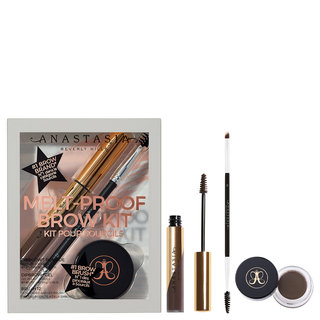 Melt-Proof Brows Kit Dark Brown