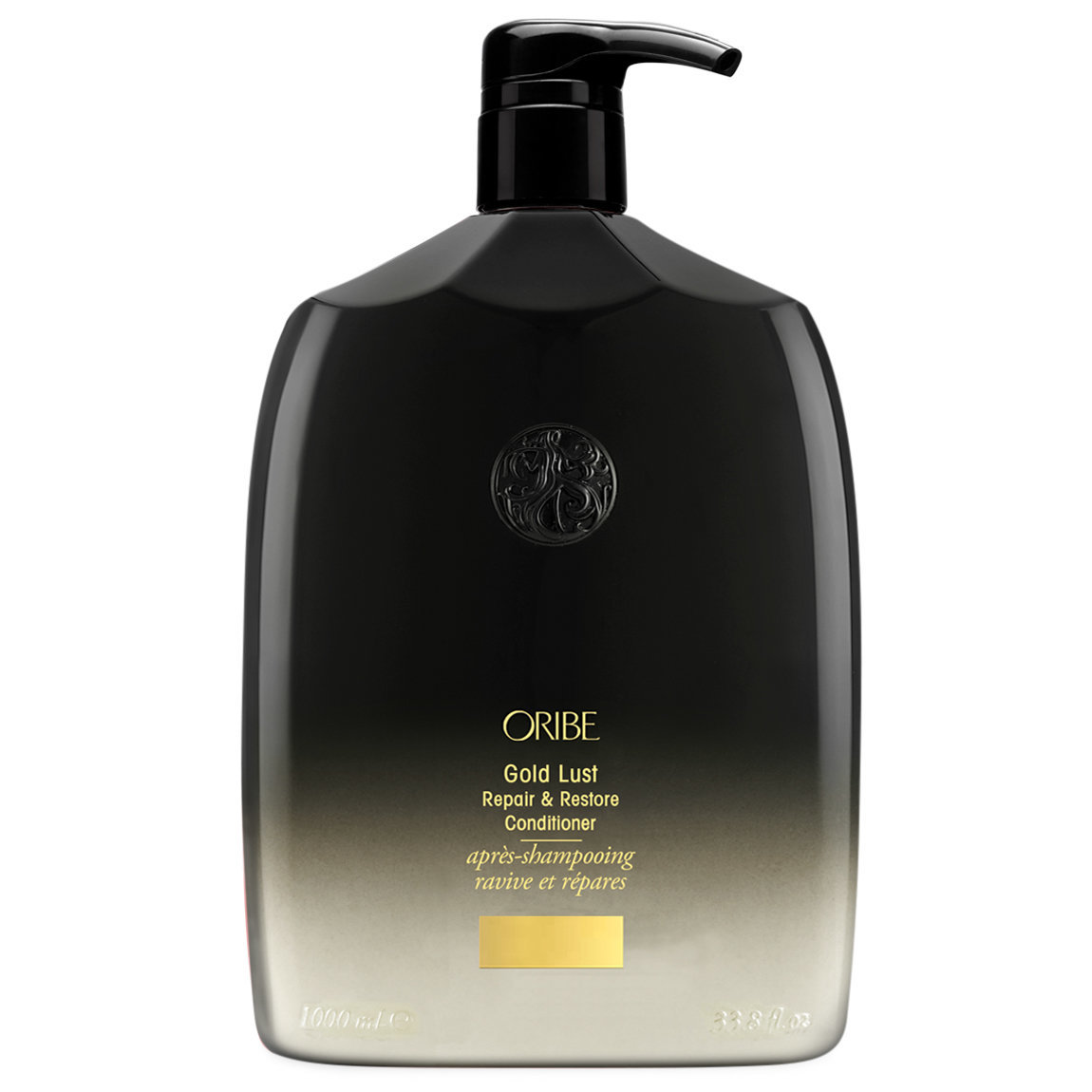 Oribe Gold Lust Repair & Restore Conditioner 1 L alternative view 1 - product swatch.