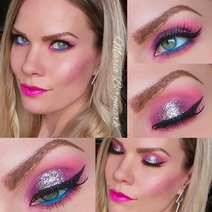 More about this look, and all products plus tutorial in my blog. <3  http://mariabergmark.wordpress.com/