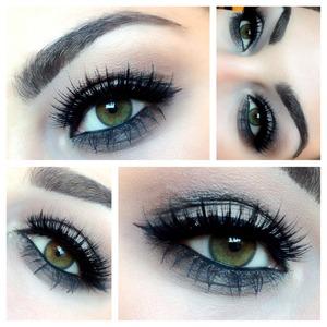 Follow me on Instagram @ makeupmonsterkiki !!