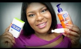 Acne and Hyperpigmentation Products That Actually Work! | Jessibaby901