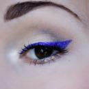 Purple Winged Liner