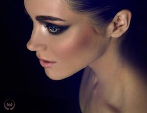 Photo and Makeup by Jordan Liberty.