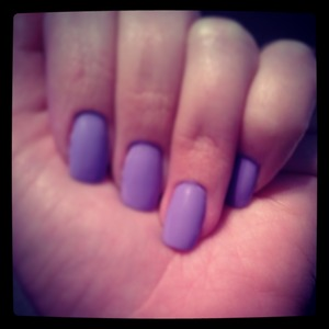 OPI You're such a Budapest.