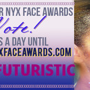 NYX Face Awards 2013