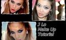 Jennifer Lopez Make Up Tutorial T.H.E Music Video HUGE Giveaway $200+