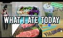 What I Eat To Lose Weight! + Chocolate matcha Frappuccino recipe!