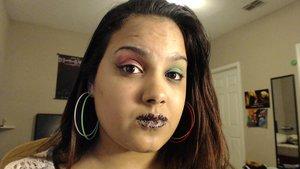 "violent lips 'Nude Lace"" BH Cosmetics 88 matte pallete eyeshadow"