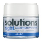 Avon Solutions Maximum Moisture Night Cream