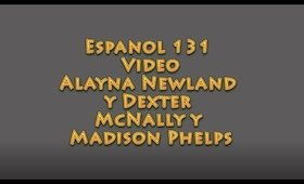 Spanish 131 Video- Willamette University