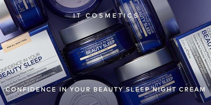 Shop IT Costmetics Confidence in Your Beauty Sleep Night Cream on Beautylish.com