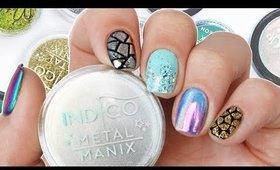5 Ways To Use Specialty Nail Powders!