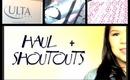 ❤ Haul: Ulta, ELF, and Target + Shoutouts :D
