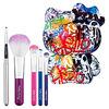 Sephora Collection Hello Kitty Graffiti 5-Piece Brush Set