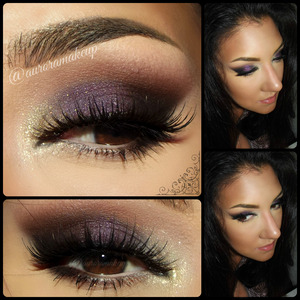 preview of my following VIDEO TUTORIAL check http://www.youtube.com/user/MaquillateconAurora