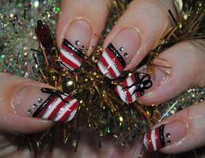 Candy Cane Inspired