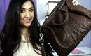 Alexa Studded Leather Bag review & giveaway (Baginc.com)