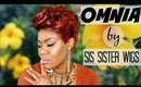 SiS SiSter Wig Omnia   WORST WIG EVER 100% HONEST REVIEW