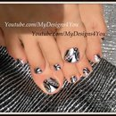 Born Pretty Mirror Polish Toenail Art