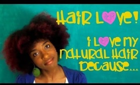 I LOVE My Hair!:Tracee Ellis Ross Hair Love