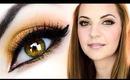 Arabské líčenie - Arabic Makeup (in SLOVAK)