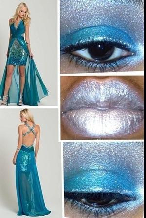 Prom dress inspired