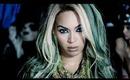 Beyoncé - Super Power - Ft. Frank Ocean MUSIC VIDEO Inspired Makeup Tutorial 2014