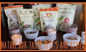 What's in my Nature Box?