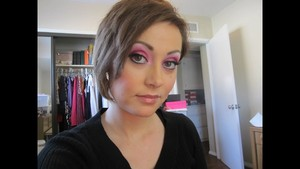 Pink, Red, & Purple Look