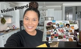 Day In The Life Vlog | Vision Board