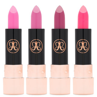 Mini Pink Matte Lipstick Set