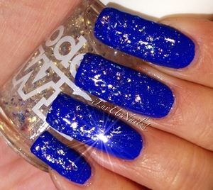 Essie's Butler Please & Models Own Snowflake looking O so ravishing Together!