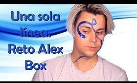 Retos, jugando poco con maquillaje ,Alex Box