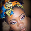 Orange and Blue Cutcrease (Pic #2)