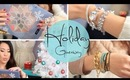Countdown to Xmas Giveaway {Stila Palette & PinkBarry bracelets}