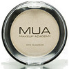 MUA Makeup Academy Pearl Eyeshadow  Shade 1