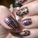 Leopard n Aztec