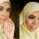 (Kareena Kapoor-inspired makeup) 1st Morning of 'Eid!