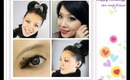 Holiday Party Eyes Tutorial