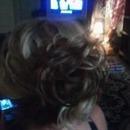 casual hair updo