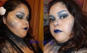 Dark Mermaid Halloween Tutorial
