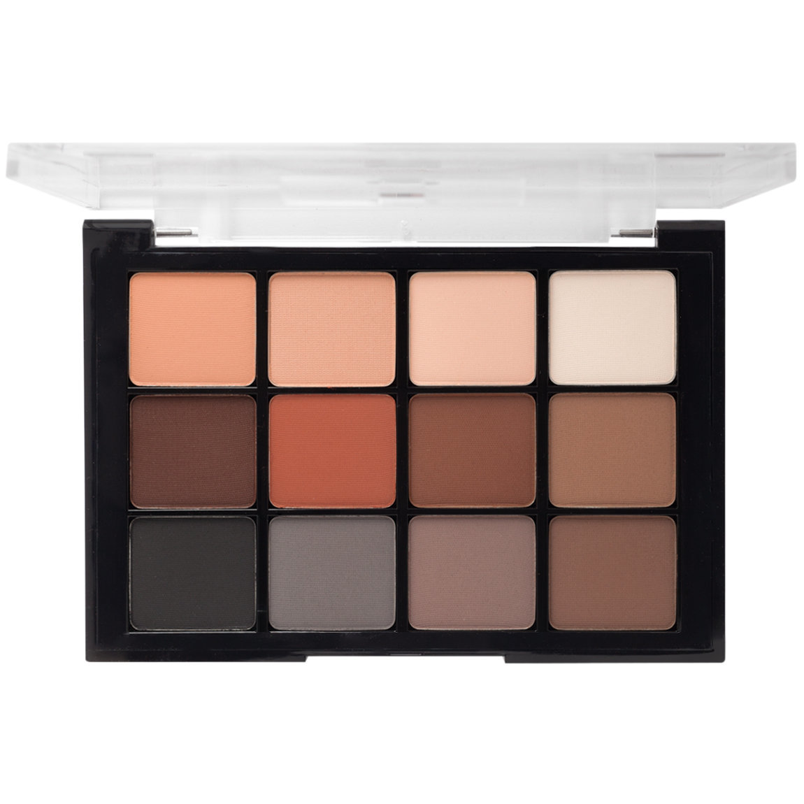 Viseart Eye Shadow Palette 1 Neutral Mattes product smear.