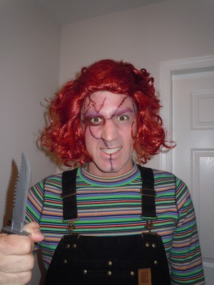 Halloween 2011 - Chucky