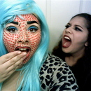 Surprised Pop Art/Lovely Zombie