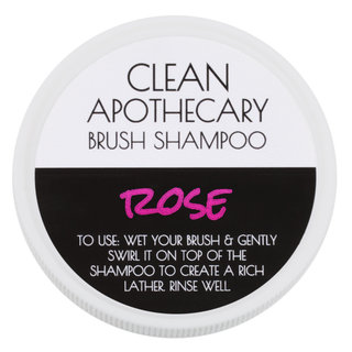Brush Shampoo Rose
