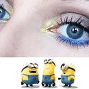 minions inspired Makeup tutorial (video)