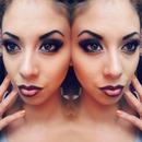 Ombre lip/ fall makeup tutorial
